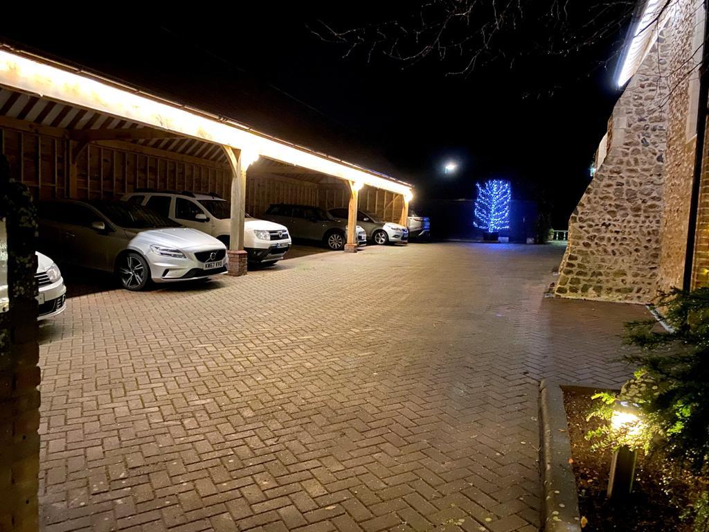Christmas At Barton Manor