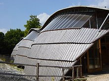 The_Gridshell_building